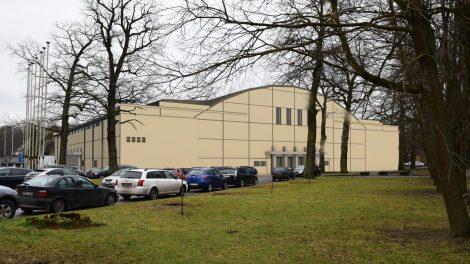 Oficialu: prasideda legendinės Kauno sporto halės rekonstrukcija