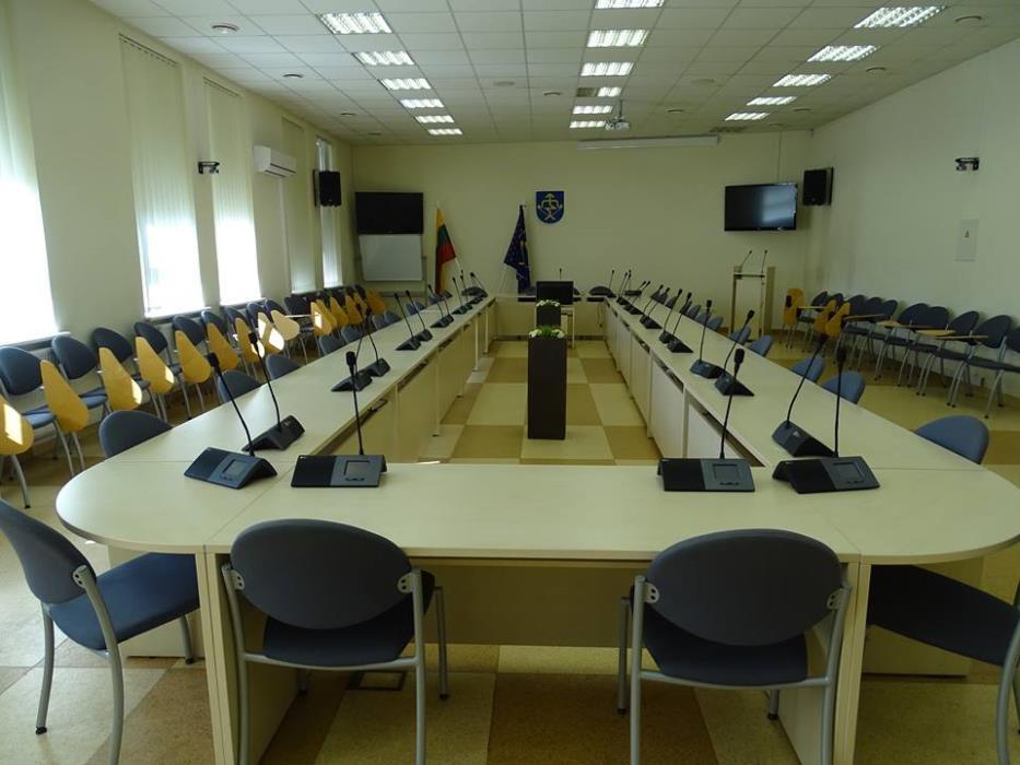 Jau rytoj, balandžio 16 d. įvyks pirmasis naujai išrinktos Savivaldybės tarybos posėdis
