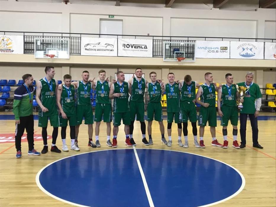 Baigėsi 2018–2019 m. Mažeikių rajono atvirosios krepšinio pirmenybės