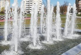 Prieš šventes Kaune atgijo fontanai