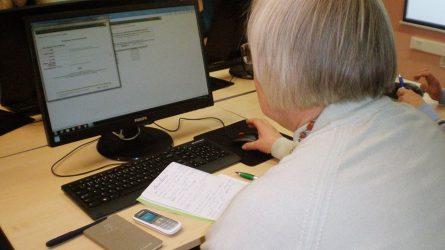 Kviečiame į nemokamus kompiuterinio raštingumo mokymus