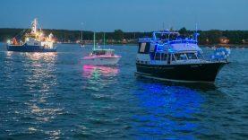 Jubiliejinis Klaipėdos laivų paradas kviečia laivus sužibėti naktiniame parade