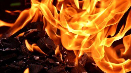 Baigtas ikiteisminis tyrimas dėl dviejų vaikų žūties gaisro metu