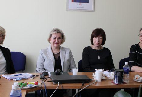 Stebėtojų taryboje aptartos pacientams palankios naujovės