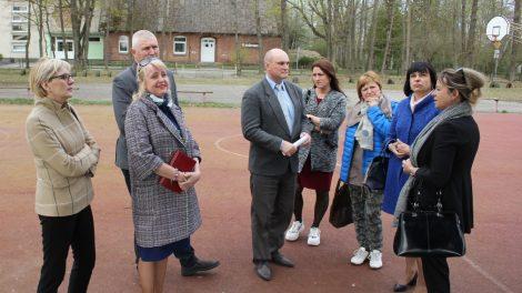 Naujos sporto aikštelės šiemet bus įrengtos Ketvergiuose, Plikiuose ir Drevernoje