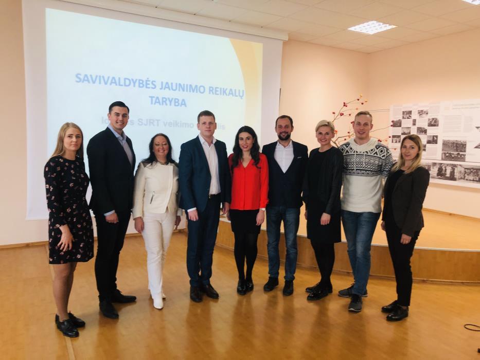 Kauno rajono savivaldybės jaunimo reikalų taryba: ar padarėme viską, ką galėjome?