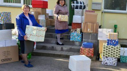 """Labdaros akcija """"Padovanok žaislą Gruzijos (Sakartvelo) vaikams"""""""