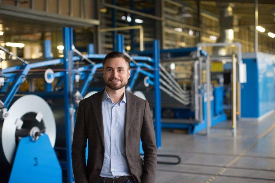"""""""Saldos"""" vėdinimo įrenginiai Lietuvoje bus platinami per prekybos partnerius"""