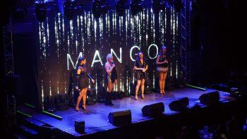 """Startavo grupės """"Mango"""" jubiliejiniai koncertai Lietuvoje"""