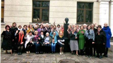 Šiaulių Trečiojo amžiaus universitetui– 20 metų!