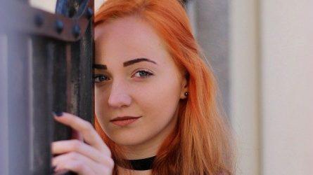 Gabija Krivickaitė: Rusvaplaukė fotografė tapusi įkviepimu kitiems