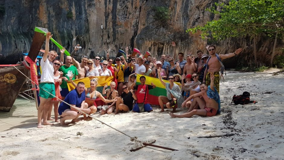 Simona Kupetienė: Tailandas mus pasirinko