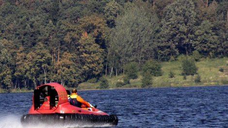 Padaugėjo vandens telkinių, kur leidžiama plaukioti asmeniniais, pramoginiais ir sportiniais laivais