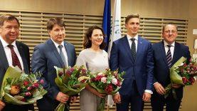 Savivaldybės meras - Lietuvos savivaldybių asociacijos viceprezidentas