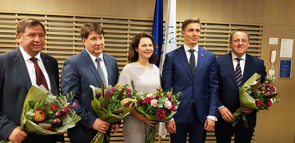 Savivaldybės meras – Lietuvos savivaldybių asociacijos viceprezidentas