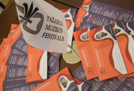 XXIV Pažaislio muzikos festivalis kvies pažinti įvairiausių Europos šalių kultūras