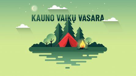 Kad vaikų atostogos Kaune būtų turiningos: startuoja registracija į vasaros stovyklas ir nemokamus užsiėmimus
