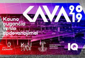 K.A.V.A. 2019 – duoklė plėtrai, išskirtinėms idėjoms bei atsakingam požiūriui