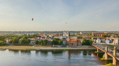 Aktyviems pokyčių Kauno mieste iniciatoriams – miesto įvertinimas
