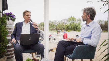 PLK+ prasmingas pokalbis su Klaipėdos Miesto tarybos nariu Arvydu Vaitkumi