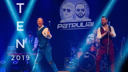 """Grupė """"Patruliai"""" pristato vasarišką naujieną – dainą """"Ten 2019"""""""