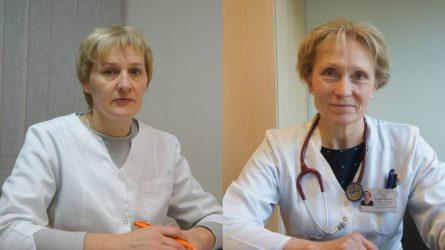 Ligoninės pacientams taikoma biologinė terapija keičia gyvenimą