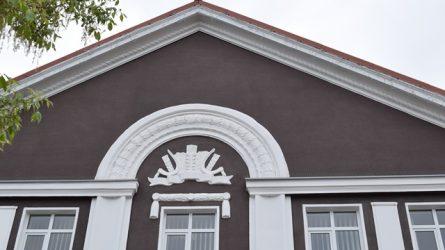 Verdiktas: Gargždų muzikos mokyklos fasado keisti nereikia