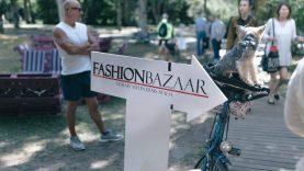 """Pirmąkart Trakuose stiliaus mugė """"Fashion bazaar MADA"""""""