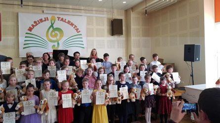 Jaunųjų muzikantų pergalės tarptautiniame konkurse