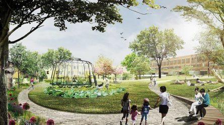 Kaip suderinti miestą ir gamtą?