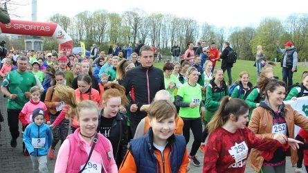 Tradicija tapęs bėgimas vėl kviečia šiauliečius