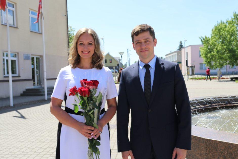 Klaipėdos rajono savivaldybės taryba patvirtino Administracijos direktoriaus pavaduotojus