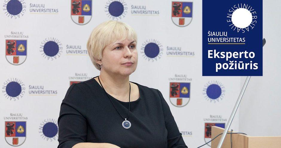 Dr. Rita Toleikienė: dėl integralumo trūkumo etikos vadyba savivaldybių praktikoje tampa deklaratyvi