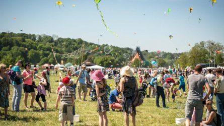 Zapyškio aitvarų festivalis sujungs vėją, žemę ir vandenį