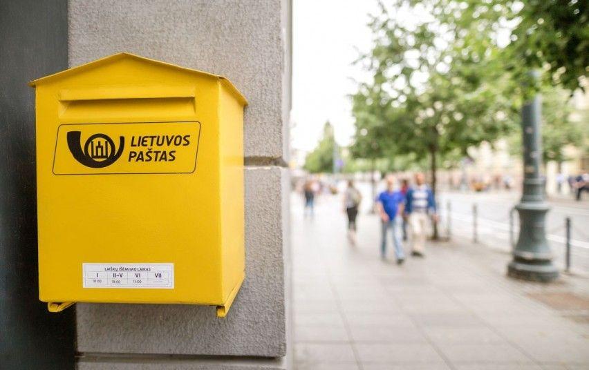 Buvusi Lietuvos pašto vadovybė galimai iššvaistė beveik 2 mln. eurų, STT pradėjo tyrimą