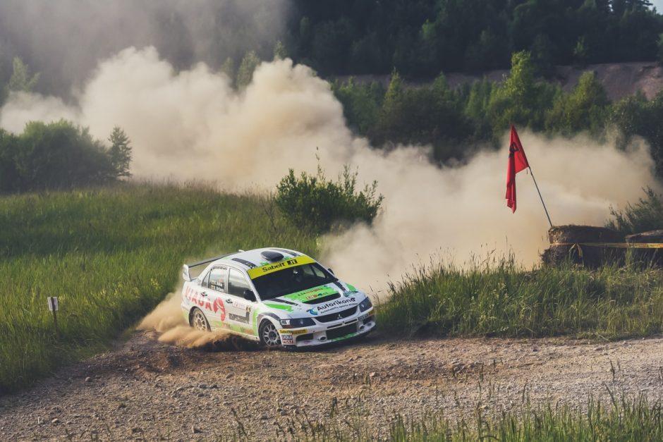 """""""Rally Žemaitija"""": lenktynės miesto gatvėmis bei atnaujinti greičio ruožai"""