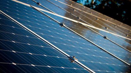 Paramos saulės elektrinėms įsirengti ir šildymo katilams pasikeisti paprašė per 7 tūkst. gyventojų