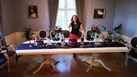 Edita Freimanaitė: Mylimojo palaikymas atvedė į saldumynų verslą