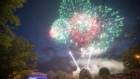 Tauragės 512-ajame gimtadienyje – pasaulinės žvaigždės ir įspūdingi renginiai