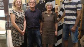 Gargždų krašto muziejuje – garbingi svečiai