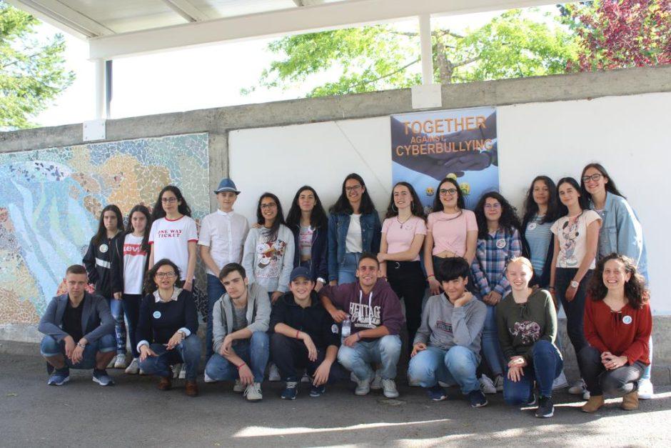 Tarptautinio projekto nauda mokyklos bendruomenei Garliavos Adomo Mitkaus pagrindinės mokyklos tarptautinio ERASMUS+KA229 projekto patirtis