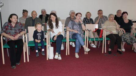 Šiaulių krašto žydų bendruomenė domėjosi sveikatos priežiūros paslaugomis