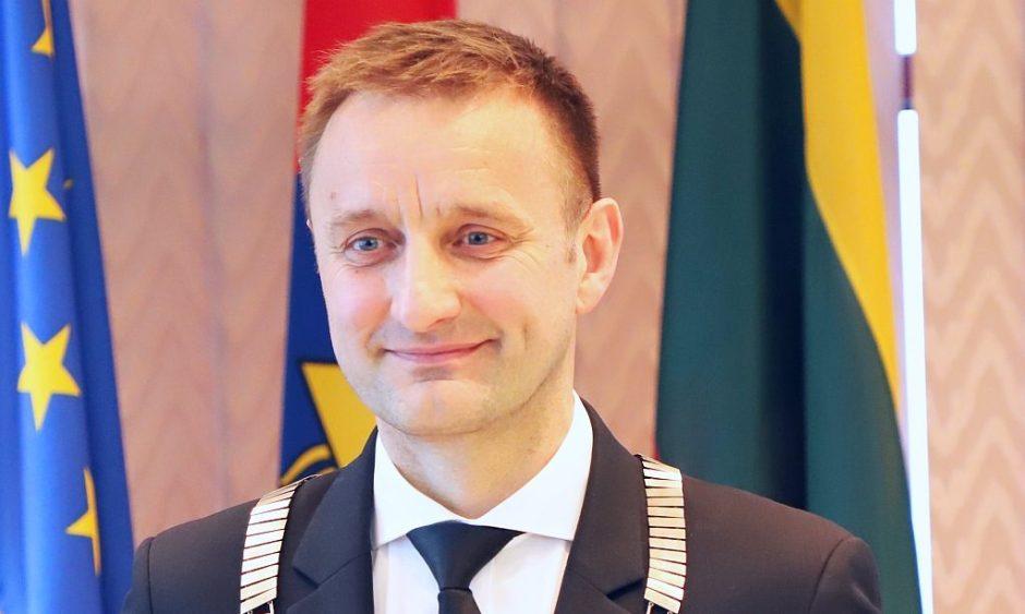 Šiaulių meras: tikslas – išvengti susipriešinimo