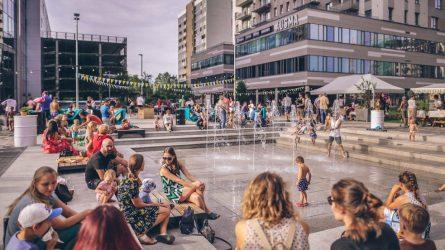 """""""Hanner"""" tapo naujų butų rinkos lydere Rygoje: pirkėjai įvertino įgyvendintas naujoves"""