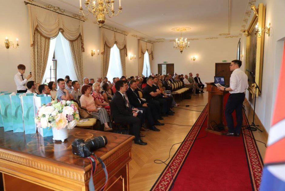 Globalizacija verčia savivaldybes ieškoti bendrų sprendimų