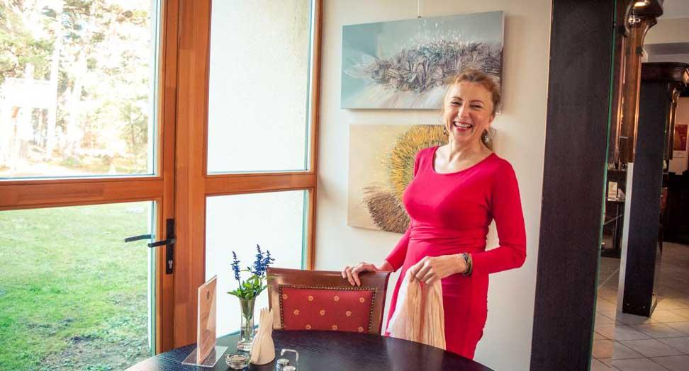 Lidija Skačkauskaitė-Kuklienė: Išskirtinė moteris pamilusi meną