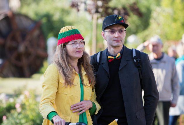 Atidarytas XVI tarptautinis Chaimo Frenkelio vilos vasaros festivalis