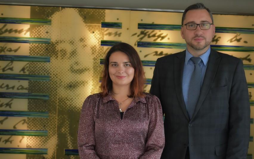 Darbą pradėjo naujoji Klaipėdos apskrities viešosios I. Simonaitytės bibliotekos vadovė