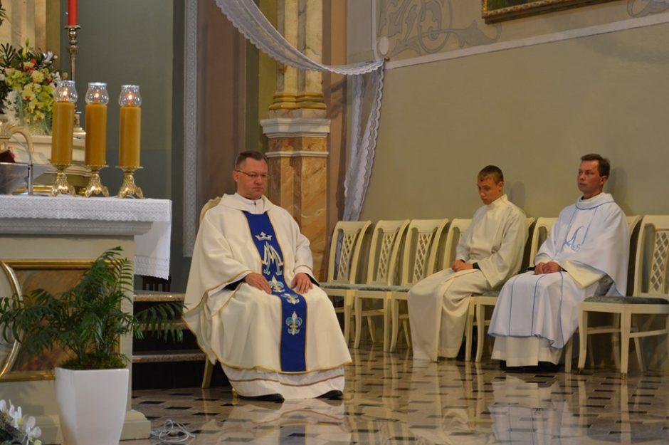 Nauji kunigų paskyrimai Telšių vyskupijoje