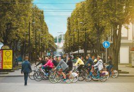 Dviračių entuziastas griauna didžiausius mitus apie važinėjimą ant dviejų ratų